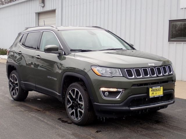 new 2018 jeep compass for sale in mendota il. Black Bedroom Furniture Sets. Home Design Ideas