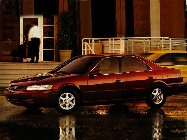 Used 1997 Toyota Camry For Sale Mendota Il P34173a