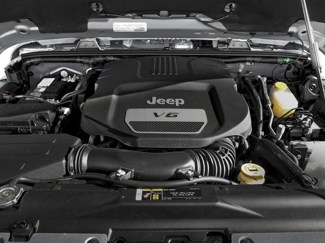 2018 Jeep Wrangler Jk Unlimited Rubicon In Mendota Il Prescott Brothers Of